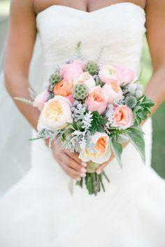 bouquet mari e pastel rose et blanc mariage blanc rose pinterest mariage pastel et. Black Bedroom Furniture Sets. Home Design Ideas