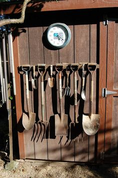 4 Valuable Cool Ideas: Garden Tool Sheds Pvc Pipes garden tool sheds porches.Gar… 4 Valuable Cool Ideas: Garden Tool Sheds Pvc Pipes garden tool sheds porches. Garden Tool Organization, Garden Tool Storage, Shed Storage, Garage Storage, Storage Ideas, Porch Storage, Garage Organisation, Storage Racks, Lego Storage
