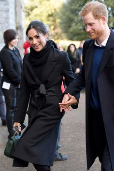 Prince Harry and Meghan Markle's third royal outing in Cardiff, Wales, was full of laughs, hugs and lots of love