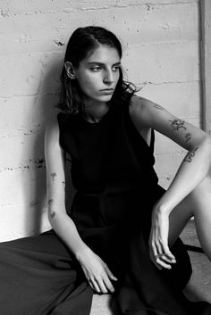 ILANA on NEST | TOGETHER - an editorial by stylist Sissy Sainte-Marie and photographer Graham Dunn