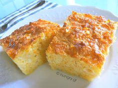 Recipes and Desserts from Greece