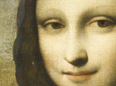 Una pintura atribuida a Leonardo da Vinci de la Mona Lisa durante una presentación en Onex, Suiza, jueves 27 de septiembre de 2012. La Fundación Mona Lisa, una organización no lucrativa con sede en Zurich, presentó el jueves la pintura y los estudios que ha hecho sobre ella que demuestran que da Vinci creó dos Mona Lisas, la versión de Suiza sería la primera.