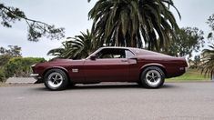 1969 Ford Mustang Boss 429 Fastback presented as Lot S144 at Monterey, CA #mustangvintagecars