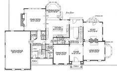 Pohlig | Estate & Custom Homes | Floor Plans