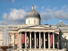 National Gallery of Art, London, 1914 visit, Pankhurts, John Ruskin, Mystic nativity, Rembrant, Leonardo da Vinci cartoon, historical research
