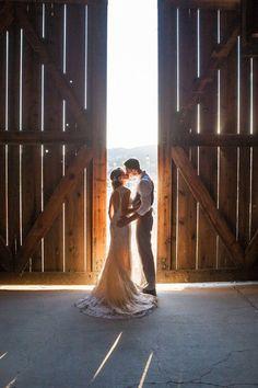 Santa Margarita Ranch Wedding by David Pascolla Photography - via ruffled