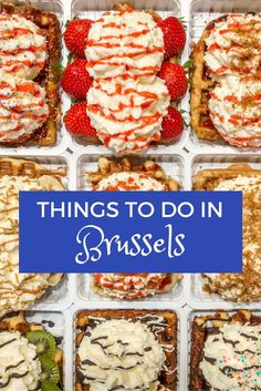 From visiting breweries to taking in historic sites to scouting out street art, there are so many fun things to do in beautiful Brussels, Belgium.