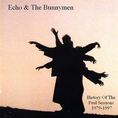 Song: Over the Wall Band: Echo & The Bunnymen History of The Peel Sessions Joy Division, Music Covers, Album Covers, Funny Frank, The Smiths, Peel Sessions, Echo And The Bunnymen, Siouxsie & The Banshees, Roxy Music