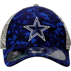 Dallas Cowboys Camouflage hats