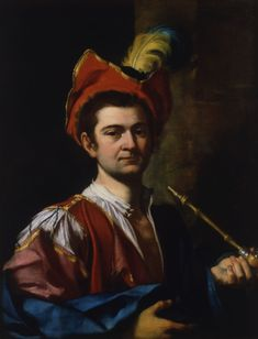 Portrait of a Man Smoking a Pipe ; Artist: Giuseppe Bonito ; Year: About 1730