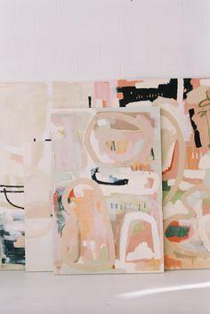 body of work Winter Collection Ashleigh Holmes Art Abstract Art abstract art Art Ashleigh Body collection Holmes Winter Work Painting Inspiration, Art Inspo, Art Du Collage, Wal Art, Art Diy, Art Moderne, Art Design, Artwork Design, Types Of Art