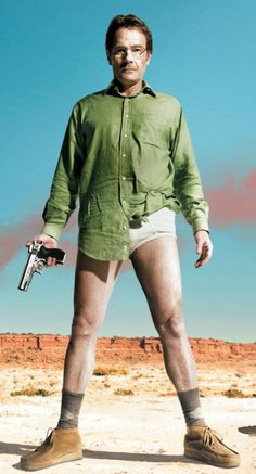 Breaking Bad - Was looking for a new series to watch and my colleagues recommended #BreakingBad. I didn't like episode 1, but laughed so hard while watching episode 2. Now I'm hooked! #BreakingBad