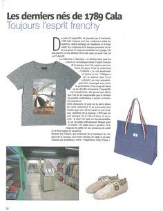 autre page d'articles de @nice_matin sur #1789cala #cabas #tshirt #mode #fashion #beachwear #espadrilles