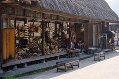 Historic Villages of Shirakawa-gō and Gokayama, Japan