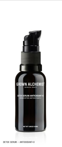 GROWN ALCHEMIST skin products   I dont think the branding is really what EBB is going for. but I thought you might be interested in the packaging philosophy for a quick read :)  http://www.grownalchemist.com/philosophy