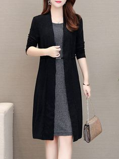 Shopping fashion selling dresses on berrylook ideas dress cocktail plus size shops Stylish Dresses, Simple Dresses, Women's Fashion Dresses, Hijab Fashion, Cute Dresses, Beautiful Dresses, Dress Outfits, Casual Dresses, Look Fashion
