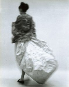 Comme des Garcons S/S 1997 photographed by Jane...