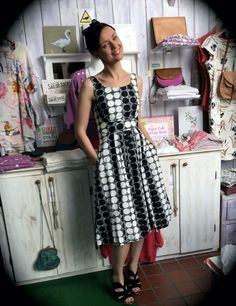 Here is Aoife wearing the Isobel Dress Beautiful Dresses, Summer Dresses, Skirts, How To Wear, Vintage, Style, Fashion, Summer Sundresses, Swag