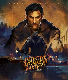 Top 10 Posters From The Detective Byomkesh Bakshy Design Contest Are In. And They Are Awesome!