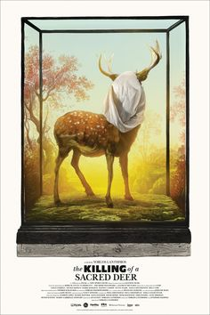 The Killing of a Sacred Deer by Greg Ruth - Home of the Alternative Movie Poster -AMP-