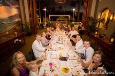 Nick's Fishmarket at the Fairmont Kea Lani Wailea -- private dining room- by Maui Wedding Photographer Karma Hill Maui Weddings, Hawaii Wedding, Real Weddings, Destination Wedding, Maui Photographers, Portrait Photographers, Maui Wedding Photographer, Wedding Reception, Reception Ideas
