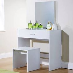 dressing tables with light up mirror - Google Search