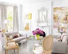Simple elegance.(: @annieschlechter | Design: @suellengregory) #homesweethome #interiordesign #instadecor
