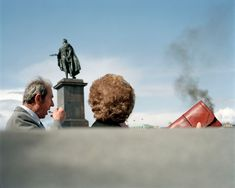 Martin Parr. (Bored Couples)