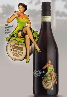 Barbera da Vine Label PD  wine / vinho / vino mxm