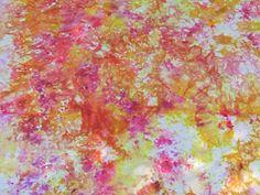 Something About Nothing: Ice Dye Parfait Loveliness