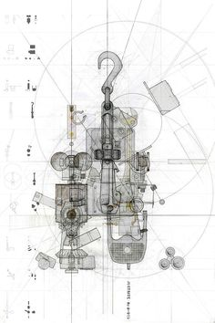 Architecture Graphics, Architecture Student, Architecture Drawings, Gothic Architecture, Concept Architecture, Architecture Design, Architecture Diagrams, Autocad, Drawing Competition