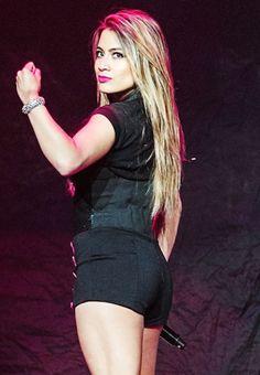 Fifth Harmony's Ally Brooke...