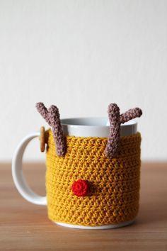 Free Mug Cozy Crochet Pattern Coffy Cozy Cups And Mugs Crooked Coffee Cozy Free Crochet. Free Mug Cozy Crochet Pattern Woven Cables Mug Cozy Crochet Pattern One Dog Woof. Free Mug Cozy Crochet Pattern Picot Drops Mug Cozy Free Crochet… Continue Reading → Crochet Coffee Cozy, Crochet Cozy, Crochet Gratis, Crochet Motifs, Diy Crochet, Crochet Shawl, Crochet Christmas Gifts, Christmas Crochet Patterns, Holiday Crochet