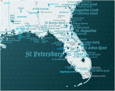 """A Praiseworthy Map of America's Heavenly Place Names"" John Metcalfe, 3 Jan 2014 The Atlantic Cities"