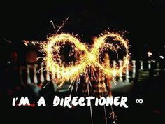 Yes I am and I will all ways be because I will never in 999999999(and on) years forget them and even if they don't now I am alive I still remember them! And I wish I can meet them one day in my life because they help me stop curing and doing bad things to my bday so I want to thank them so so so much:)love one direction!!!!!