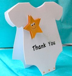 These are so cute for baby shower thank you's! #EWPTeam #Etsyteam #pintreasurychallenge
