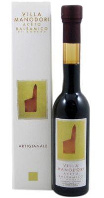 Villa Manodori Artigianale Balsamic Vinegar VM-002    $45.95 #vinegar #olio2go #italian