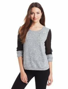Addison Women's Abbott Mixed Media Top http://www.branddot.com/13/Addison-Womens-Abbott-Pepper-Medium/dp/B00DUARKKU/ref=sr_1_89/182-6377858-4265416?s=apparel