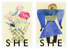 イラスト展「SHE」  at 百年(吉祥寺) 2013.10.23(Wed)-11.11(Mon) 詳細HP↓ http://www.100hyakunen.com/events/exhibition/20131003997.html