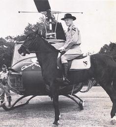 Lt. Col. John B. Stockton Commander, 1-9th Cavalry 1965