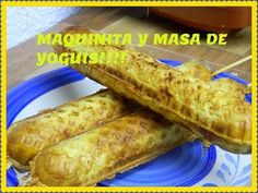 MAQUINITA Y RECETA DE YOGUIS!!! - YouTube