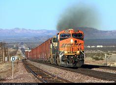 RailPictures.Net Photo: BNSF 6254 Burlington Northern Santa Fe Railroad GE ES44AC at Amboy - San Bernardino County, California by EL ROCO Ph...