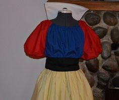 Custom Boutique Clothing Disney Snow White by alottocollect, $74.95