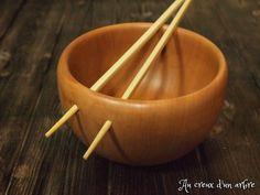 Bol à riz en poirier Assiette Design, Mortar And Pestle, Kitchen, Tableware, Modern Platters, Kitchen Cart, Handstand, Bowls, Rice