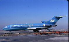 Braniff International Boeing 727-27