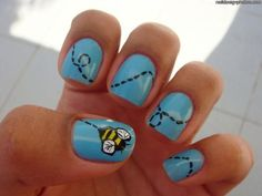 cool nail designs for short nails that are