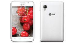 An affordable dual SIM smartphone, LG Optimus L4 II Dual E445 and it powered by 1 GHz Cortex-A9 CPU.