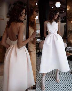 "HERA DRESSES on Instagram: ""H E R A 😍 via @ave.dress . . #wedding #weddingdress #bridal #bride #fashion #style #fashionable #woow #newyork #london #dubai #paris…"" Elegant Dresses, Pretty Dresses, Sexy Dresses, Beautiful Dresses, Fashion Dresses, White Evening Dresses, Backless Evening Gowns, Elegant White Dress, Sexy White Dress"
