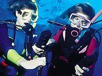 Scuba diving new rules!