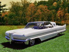 Packard Predictor Concept Car (1956)